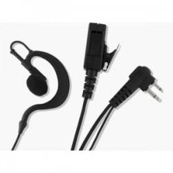 Ear Hook 2-Pin Motorola Overt