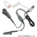 Good Quality MOTO TRBO Acoustic tube Covert Earpiece