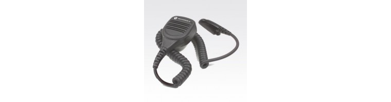Remote Speaker Mics