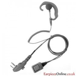 G -shaped Hytera PD400 & 500 Overt Earpiece