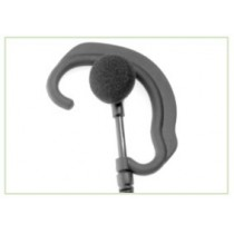 G -shaped Motorola DP3400/DP4400 Overt Earpiece