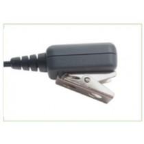 G -shaped Motorola DP2400/DP2600 Overt Earpiece
