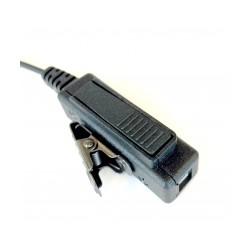 High Quality Covert 2-Pin Motorola Earpiece