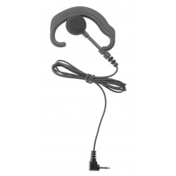 Receive only Ear-Hook Earpiece