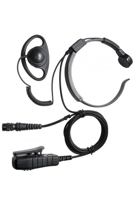 multi connector earpiece