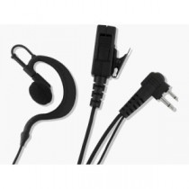 Ear Hook 2-Pin Motorola Earpiece