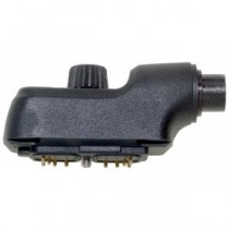 Bone Conductor Earpiece with Replacement Connector