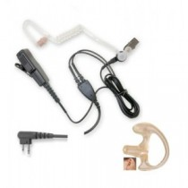 Good Quality Covert 2-Pin Motorola Earpiece