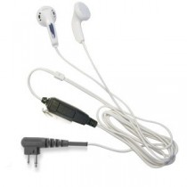 WHITE EARPHONE BUD STYLE EARPIECE Motorola Multi-Buy offer