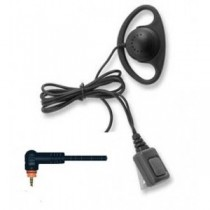 Good Quality SL4000 D-Ring Covert Earpiece
