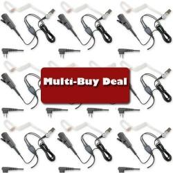 Multi-Buy offer Icom acoustic tube (Straight Pin)