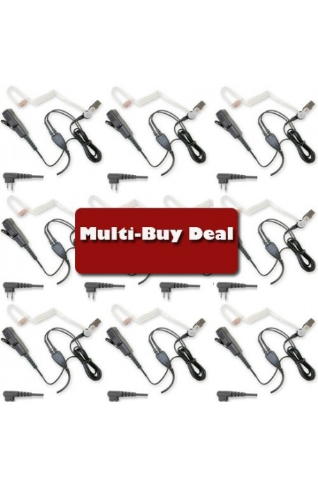 Multi-Buy offer Cobra/Motorola acoustic tube