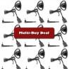 Multi-Buy offer Vertex/Yaesu D-ring Earpiece