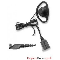 D-RING MULTI-PIN COVERT ICOM EARPIECE