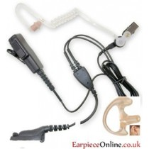 Good Quality DP3400 Acoustic tube Covert Earpiece