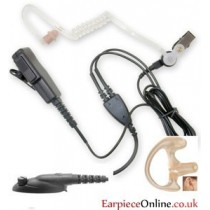 Good Quality GP340 Block Connector Covert Earpiece
