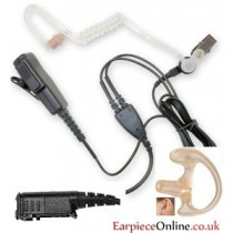 Good Quality DP2400 Acoustic tube Covert Earpiece