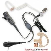 Good Quality Acoustic tube Motorola MTH/MTP Earpiece