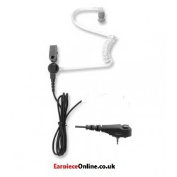 Good Quality 'Receive only' Acoustic tube Earpiece for the Motorola MTP/MTH Radios