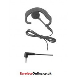 GOOD QUALITY 'RECEIVE ONLY' G-SHAPED EARPIECE FOR THE SEPURA RADIOS