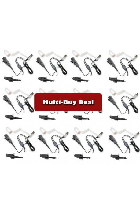 Multi-Buy offer Kenwood Multi pin acoustic tube Kenwood Earpiece