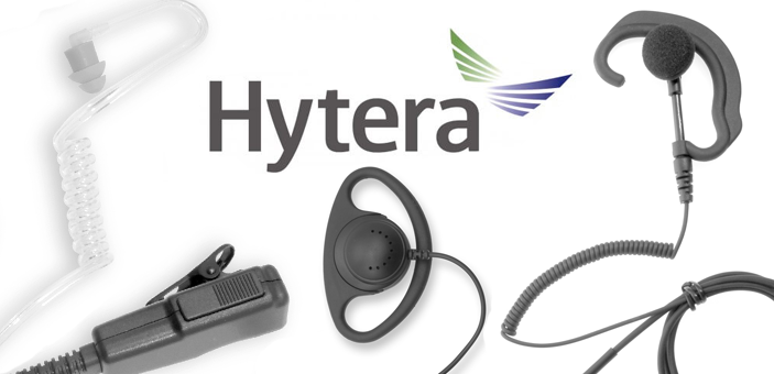 hytera earpiece